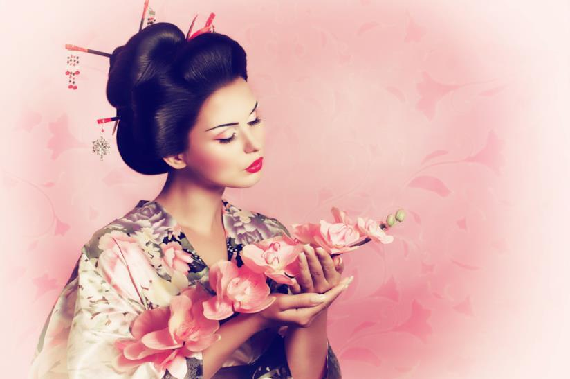 La ragazza che voleva diventare una geisha