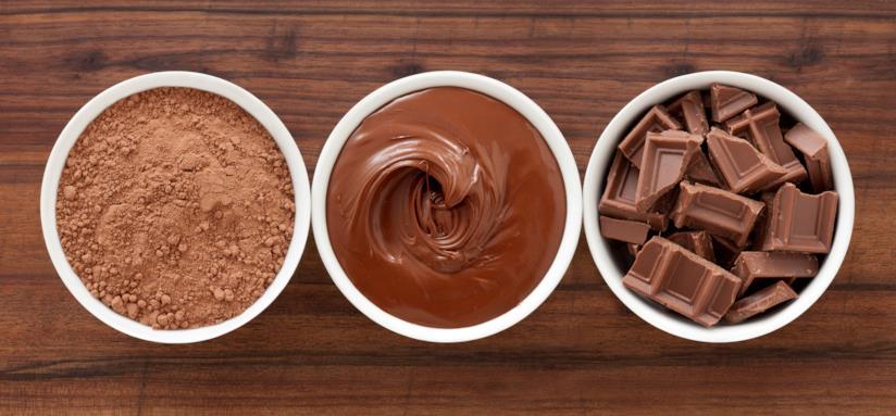 il profumo del cacao