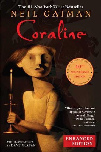 Coraline 10th Anniversary Enhanced Edition (English Edition)