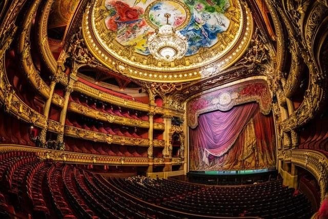 Opéra Garnier a Parigi
