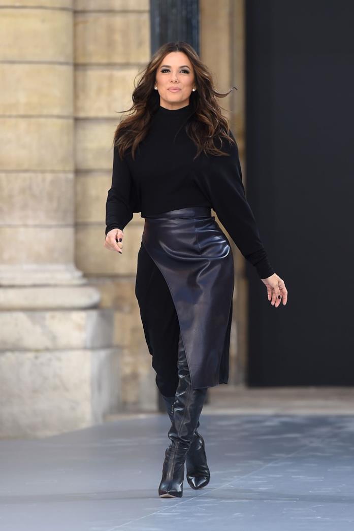 Eva Longoria a Parigi