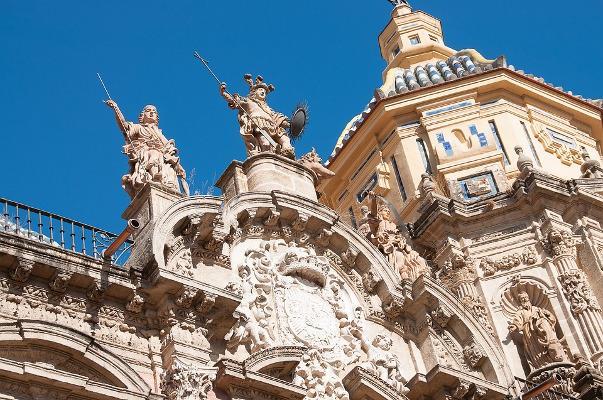 Monumento a Siviglia