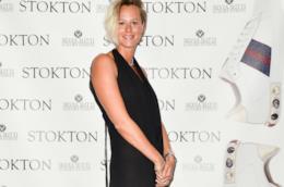 Federica Pellegrini allo showroom Stokton