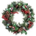 Ghirlanda natalizia decorativa