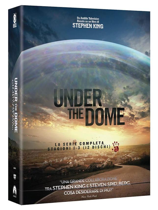 Cofanetto DVD di Under the Dome - Stagioni 1-3
