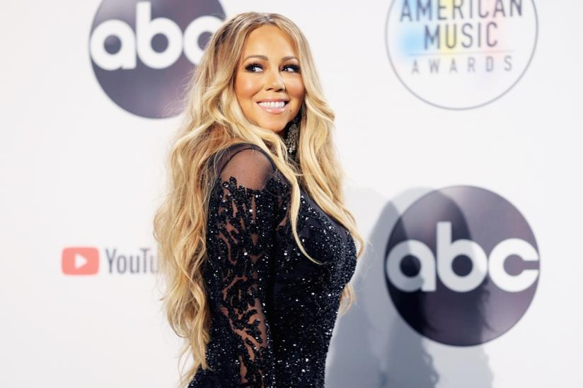 Mariah Carey Canzone Di Natale.Classifica Singoli Uk Mariah Carey Nella Hit Parade Della