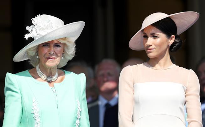Camilla e Meghan