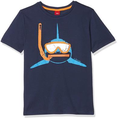 T-Shirt con squalo