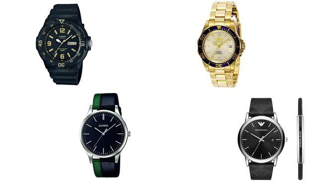 Amazon offerte orologi da polso