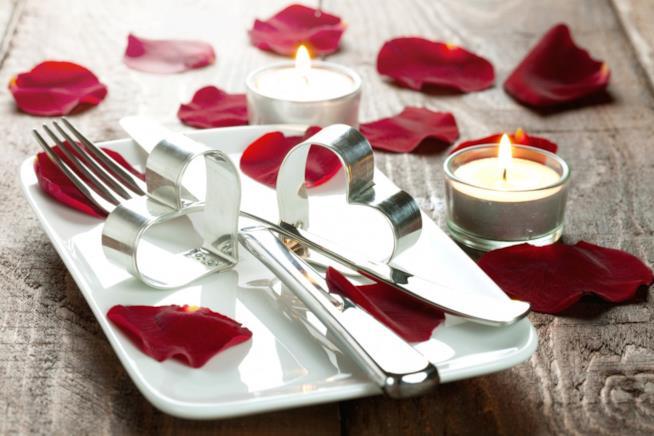 Top Cena romantica di San Valentino: il menu facile e leggero SV11