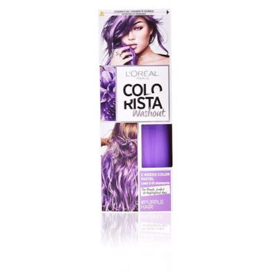 Colorazione Capelli Temporanea Purple