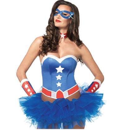 Capitan America - donna
