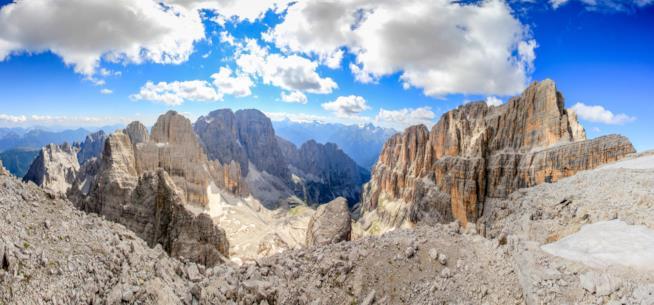 Dolomiti del Brenta e Madonna di Campiglio, mete perfette per gli amanti degli sport invernali