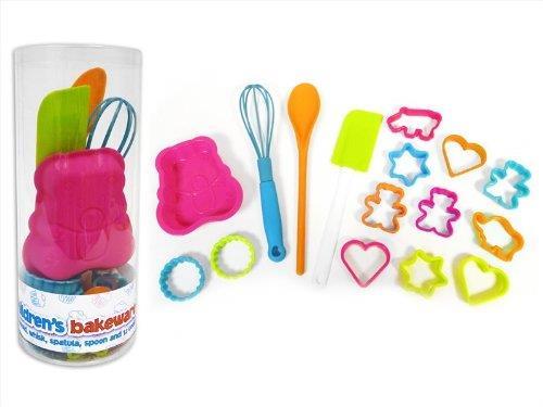 Accessori da cucina per bambini colorati e sicuri