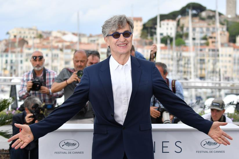 Wim Wenders a Cannes