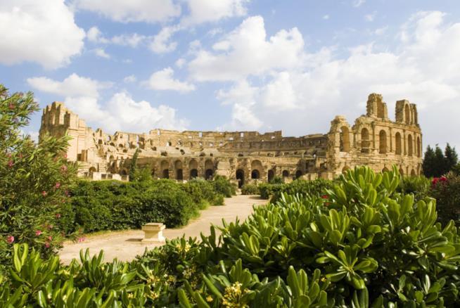 Siti archeologici della Tunisia: El Jem è patrimonio UNESCO