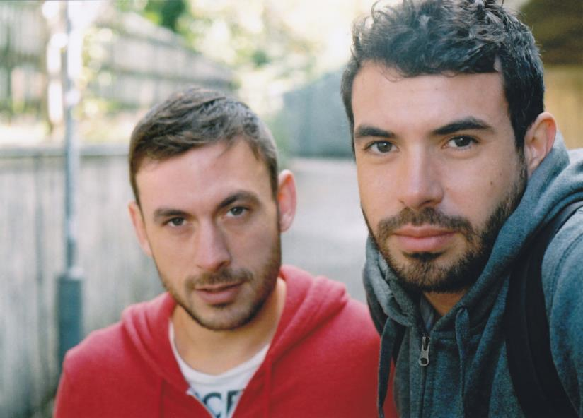 Chris New e Tom Cullen protagonisti del film Weekend di Andrew Haigh