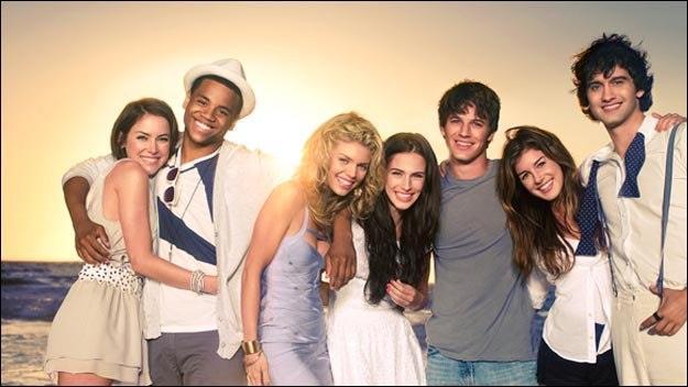 il cast completo di 90210 serie TV ispirata a Beverly Hills 90210