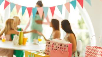 Regali di un baby shower