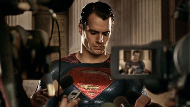 Henry Cavill è Superman