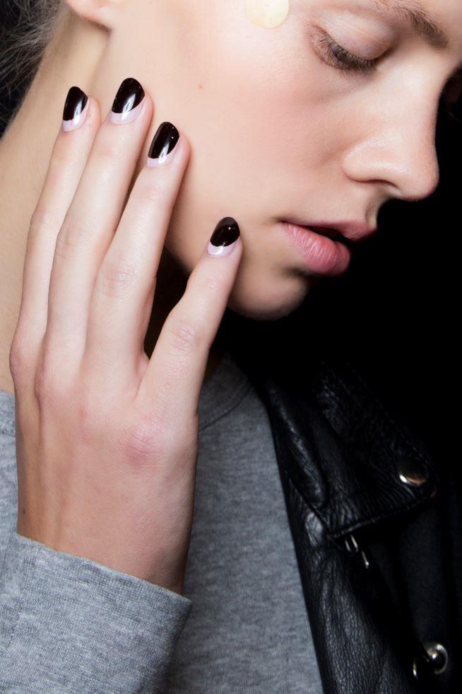 Limare unghie corte che si sfaldano