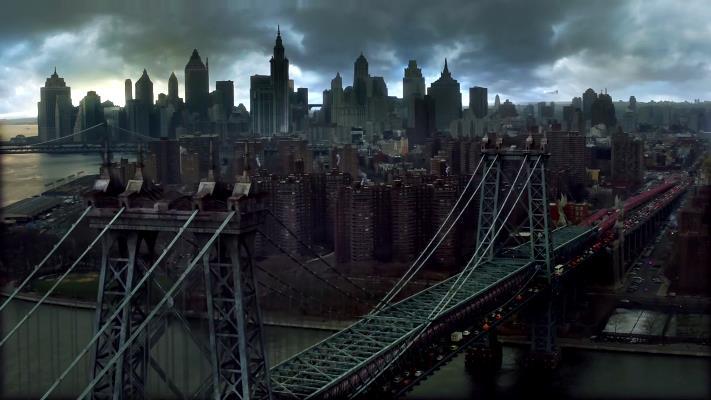 Una Gotham City dark
