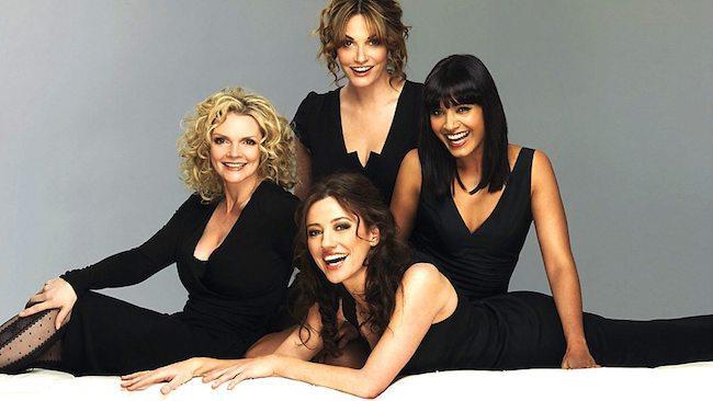 Le protagoniste della serie originale della BBC