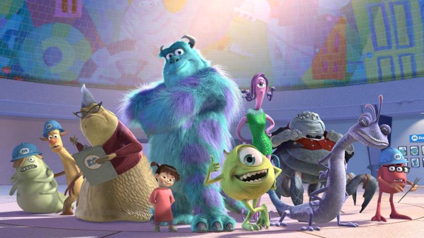 Monsters & Co. Pixar