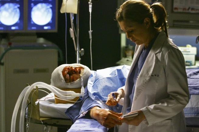 John Doe è George, la scena in cui Meredith scopre che si tratta di George