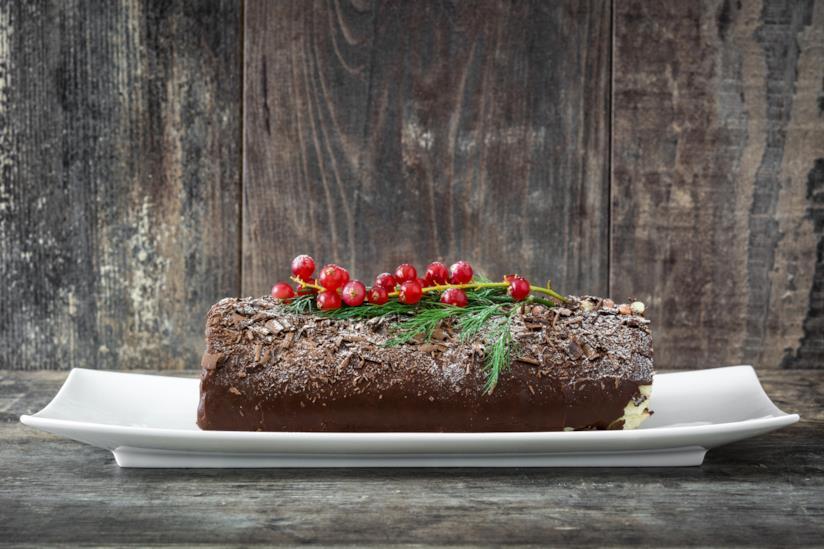 Tronchetto Di Natale Sale E Pepe.Ricette Di Natale Il Menu Vegano Completo Per Il 25 E Il 31 Dicembre
