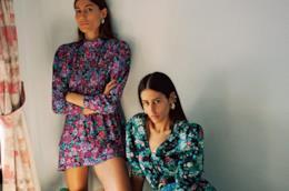 Giorgia Tordini e Gilda Ambrosio indossano la collezione Attico x Re/Done