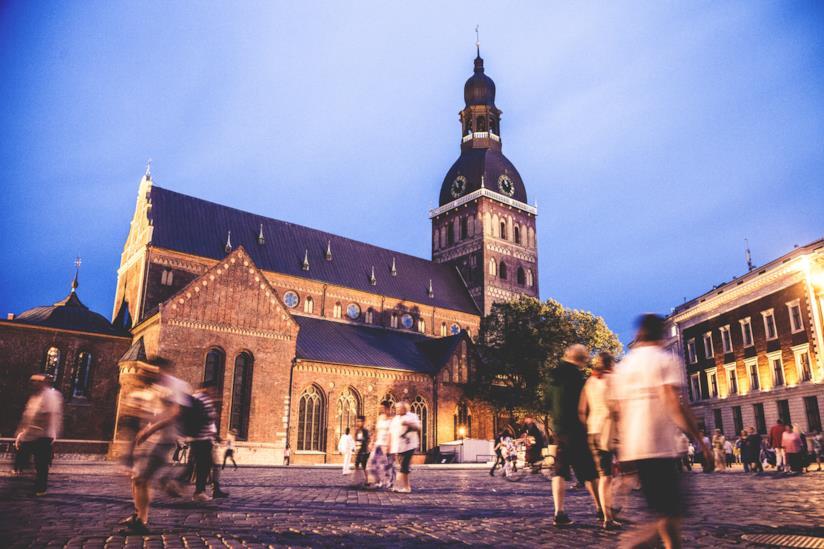 Il Duomo di Riga