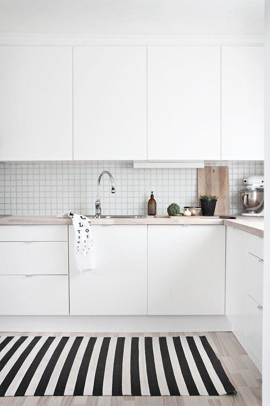 Cucina in stile nordico
