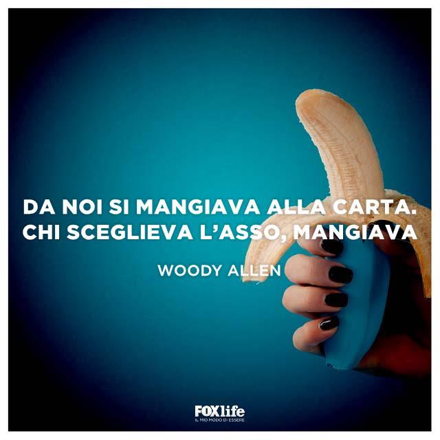 Citazione di Woody Allen