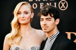 Sophie Turner col marito Joe Jonas