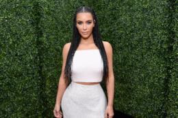 Kim Kardashian a un evento