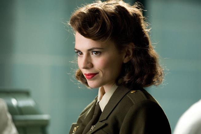 La protagonista di Marvel's Agent Carter