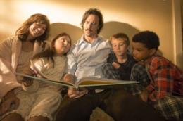La famiglia Pearson al completo