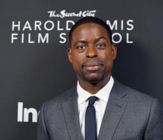 L'attore Sterling K. Brown