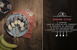 Banane stick
