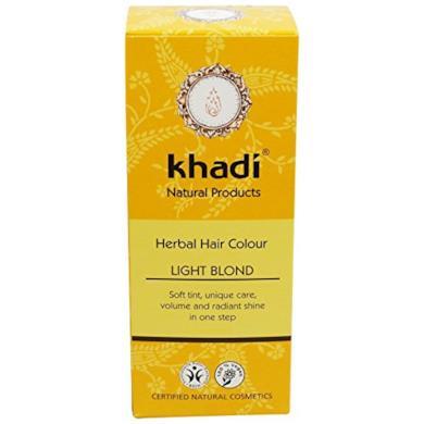 Khadi Tinta Vegetale in Polvere - Biondo Chiaro