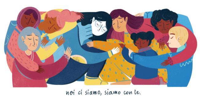 Il Doodle di Francesca Sanna