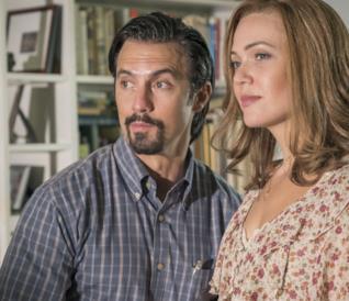 This Is Us: un'immagine di Jack e Rebecca
