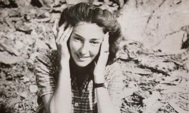Un ritratto di Krystyna Skarbek che ha ispirato Ian Fleming