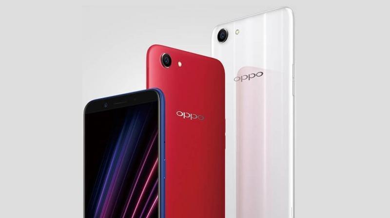 OPPO A1, lo smartphone giapponese in tre colorazioni