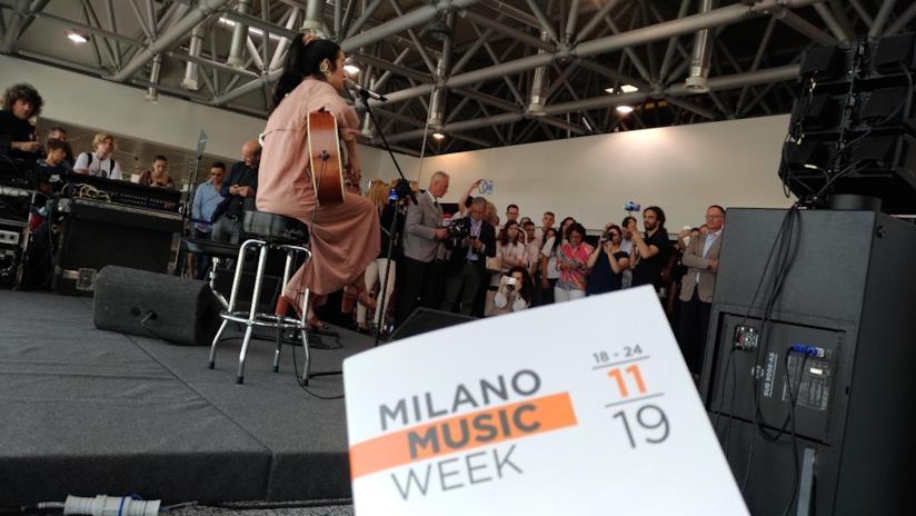 Milano Music Week 2019 conferenza