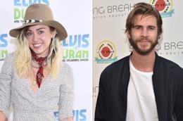 Miley Cyrus e Liam Hemsworth in due scatti ufficiali