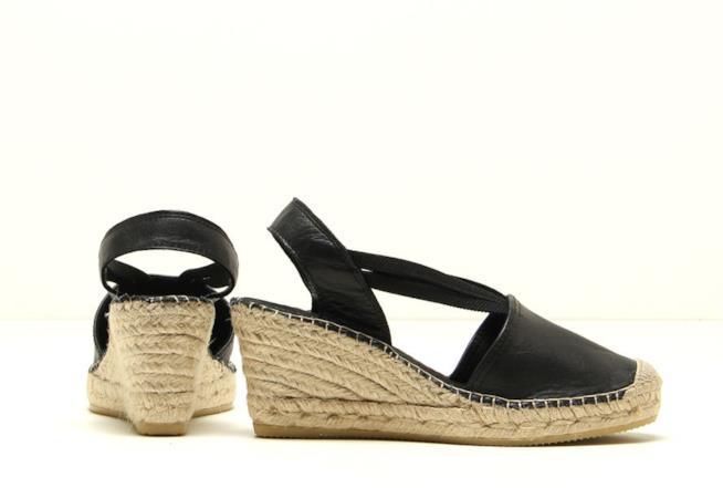 Scarpe con zeppe di Michele Lopriore