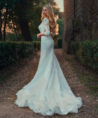 3dce4c4b7212 qual è l abito da sposa dei tuoi sogni