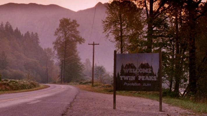 Cartello di Twin Peaks